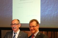 Bürgermeister Storz überreicht Ulrich die Ehrennadel des Landes Baden-Württemberg 7