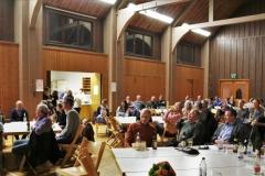 Besucher der Jahreshauptversammlung