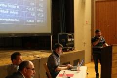 Die Vorstandschaft vor den Wahlen (2)